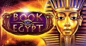 Book of Egypt is a top slots game at gunsbet from platipus