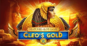 Cleos Gold is a top slots game at gunsbet from platipus