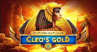 Cleo's Gold is a top bt slot at bao Casino.
