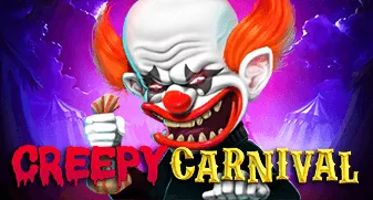 Creepy Carnival is a top btc game at bao casino