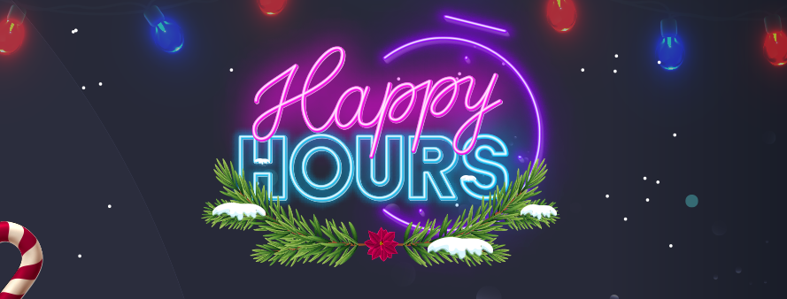 Happy Hour at Fortunejack – claim 30% cashback and daily cash